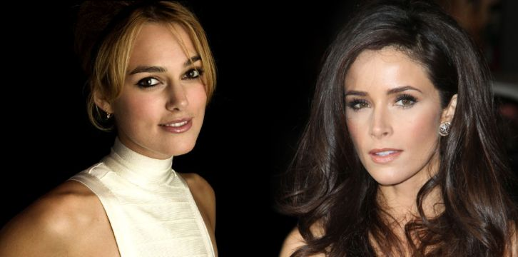 True Detective - Season 2 - Abigail Spencer and Keira Knightley join the potential female candidates