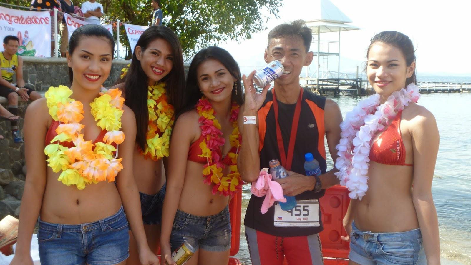 Challenge Philippines triathlon