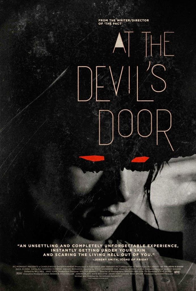 at the devils door