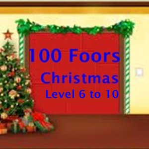 100 Floors Christmas Solution Level 6 7 8 9 10