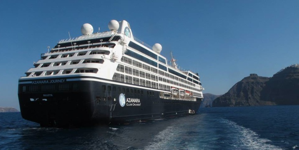 Azamara First World Voyage to Visit 29 Countries
