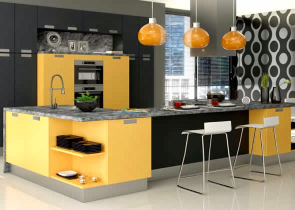 Modern kitchen interior design ideas modern decor home for Interior decoration of kitchen pictures
