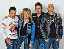 Gotthard – Homegrown – Alive in Lugano – CD y DVD