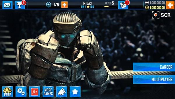 Real Steel gameplay