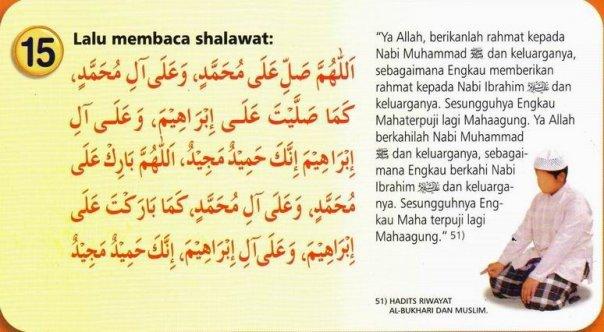 Gambar Tuntunan Shalat Sesuai Sunnah Rasulullah15