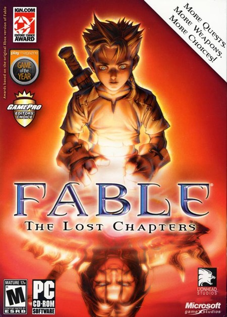 Fable The Lost Chapters [PC Full] Español [DVD5] Descargar