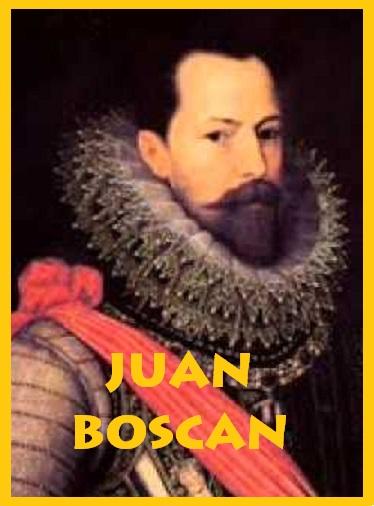 De Familia Noble, Hijo De Juan Valentin Boscan, Oidor De Cuentas Del  Generalitat Y De Violante Almogaver; ...
