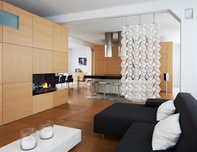 separadores de espacios y ambientes divisi n de sala y comedor dise o y decoraci n de. Black Bedroom Furniture Sets. Home Design Ideas