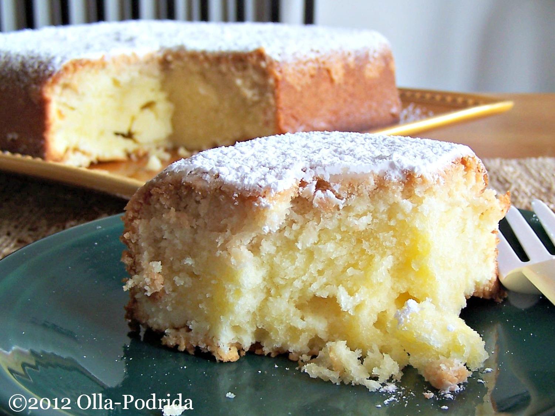 Olla Podrida Deep Butter Cake