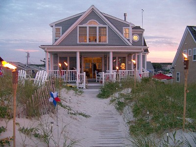 Dans mon jardin et ailleurs cape cod ou la maison de mes r ves - Small beach houses dream vacation ...