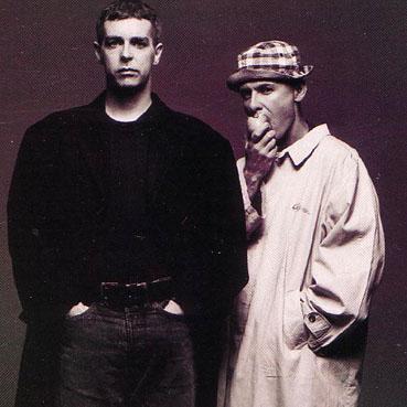 Pet Shop Boys West End Girls Nouvelle Version Remix