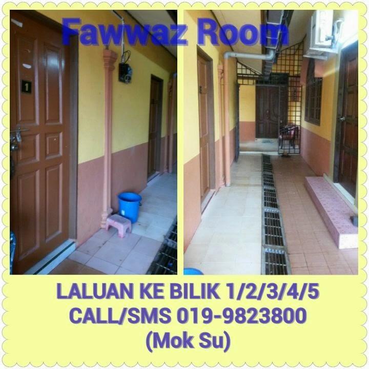 Fawwaz Room Rantau Panjang