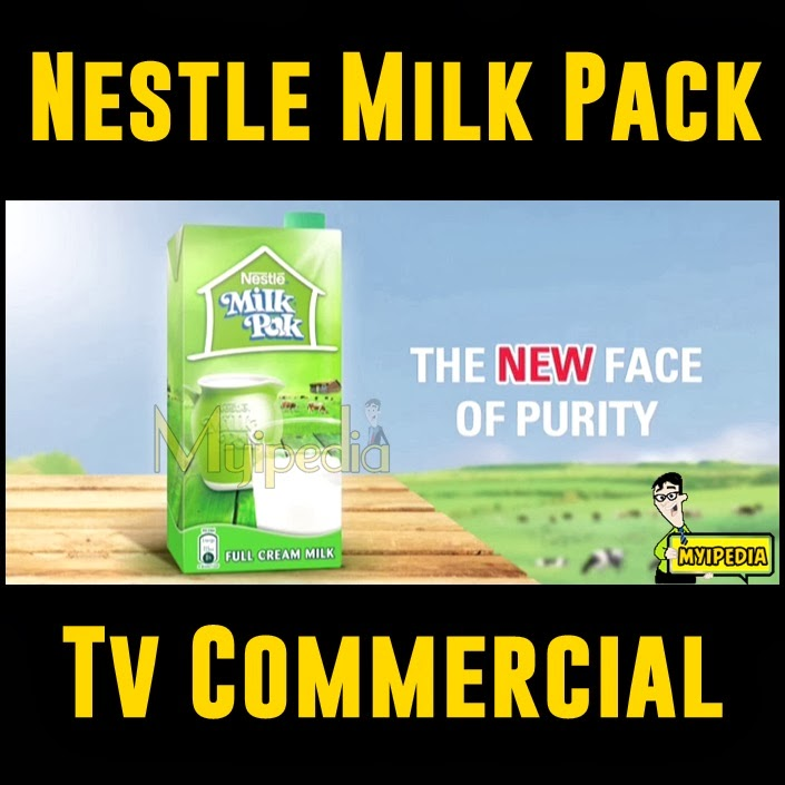 nestle milk pack tvc 2014 the new face of purity