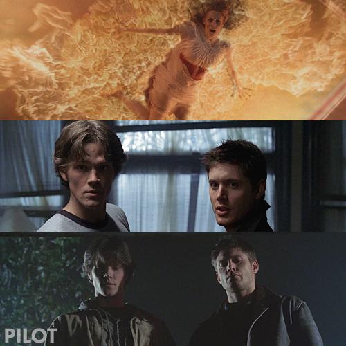 Supernatural 1x01 - Pilot