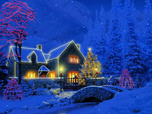 Animated Christmas Wallpapers
