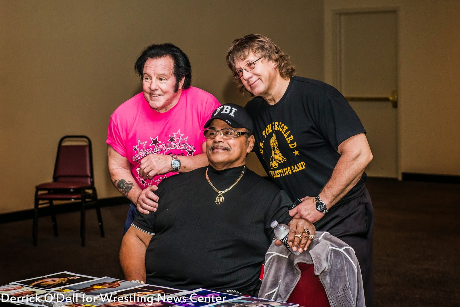 Memphis Power Wrestling Meet And Greet At Resorts Casino Tunica Ms
