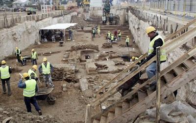 Μετρό Θεσσαλονίκης: Οι αρχαιολόγοι καταδικάζουν τις απολύσεις συναδέλφων τους