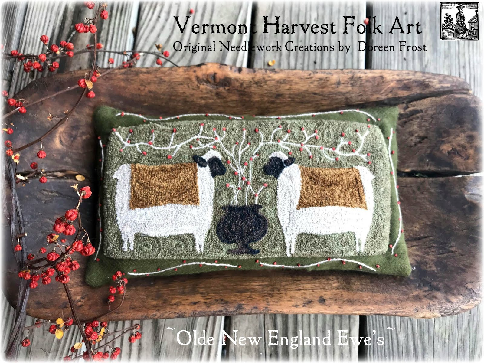 ~Olde New England Ewes~