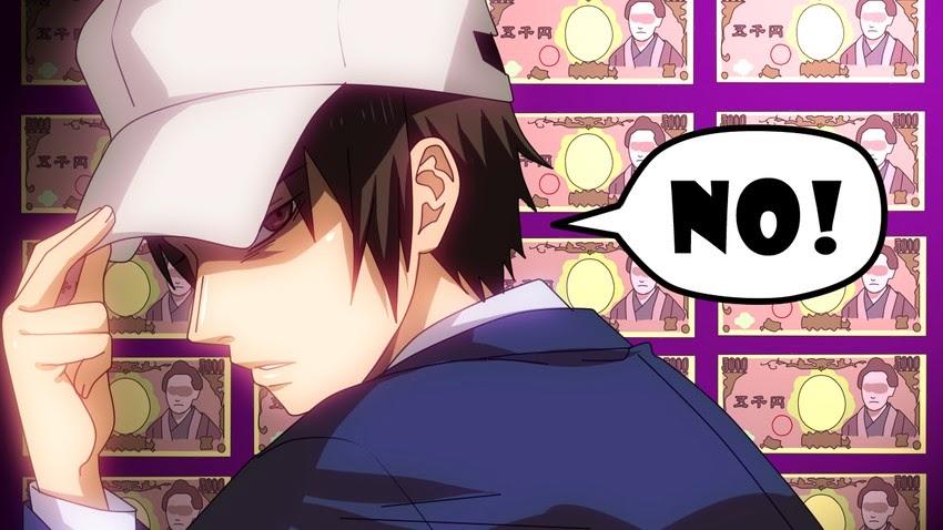 [ Info-Anime ] 5 Hal Yang Tidak Dimengerti Wanita Dari Pertemanan Pria