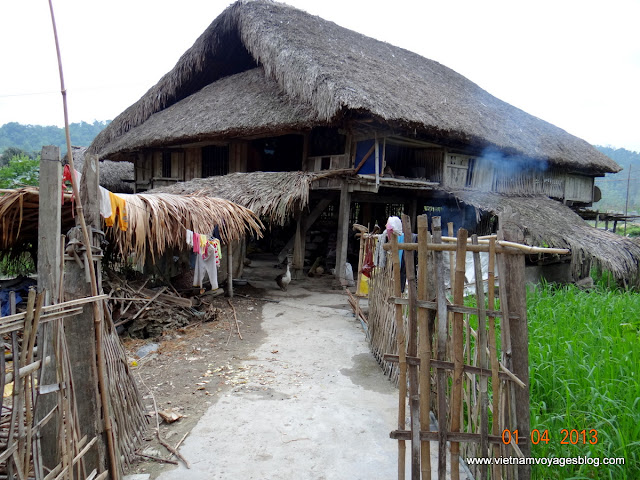 La province de Tuyen Quang en route