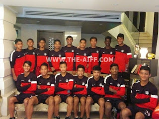 India U-17 World Cup Team
