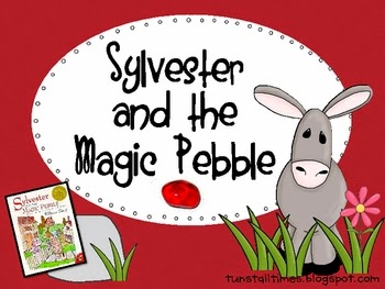 https://www.teacherspayteachers.com/Product/Sylvester-and-The-Magic-Pebble-Activities-223949