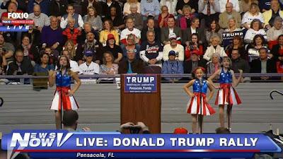 """Etats-Unis: Donald Trump dégaine ses scandaleux """"USA Freedom Kids"""""""