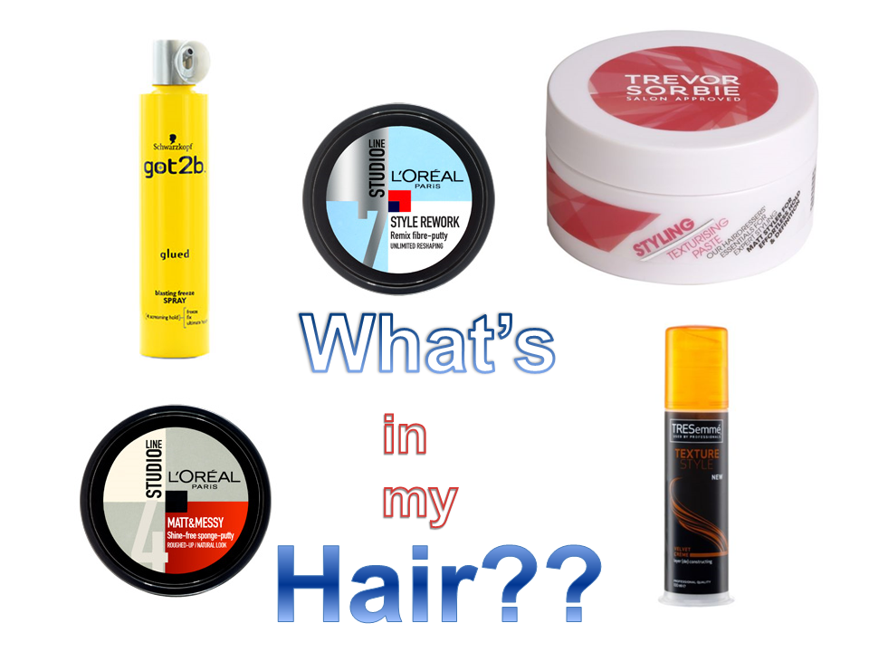 whats in my hair