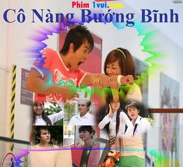 Cô Nàng Bướng Bỉnh (Việt Nam) - Co Nang Buong Binh Viet Nam