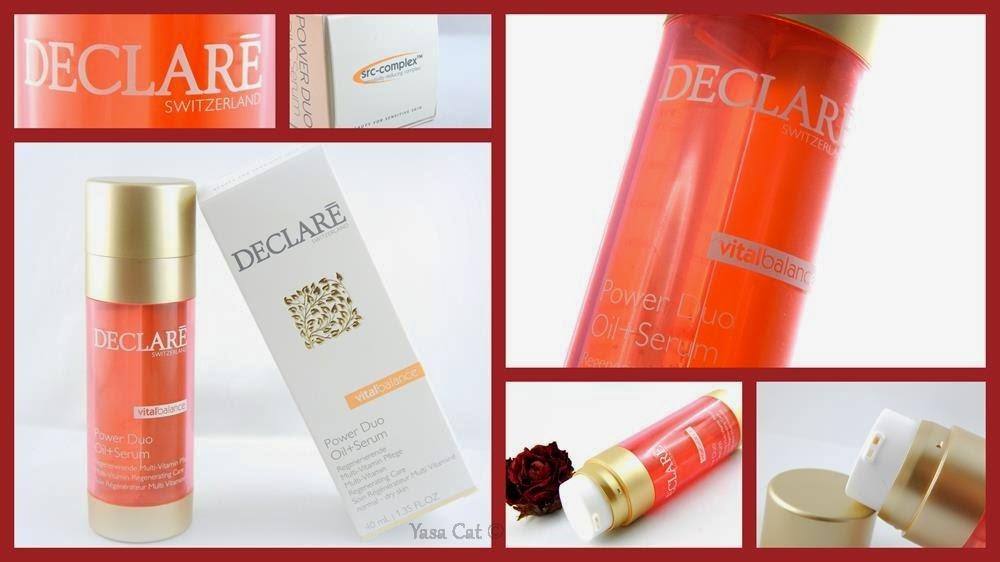 intensive Gesichtspflege für sensible und empfindliche Haut