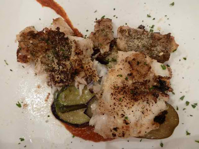 Bar 21 - Fish plate