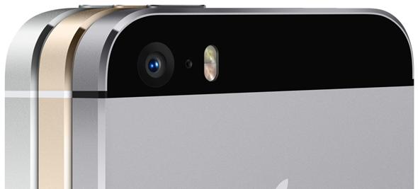 iPhone 5S Camera specs