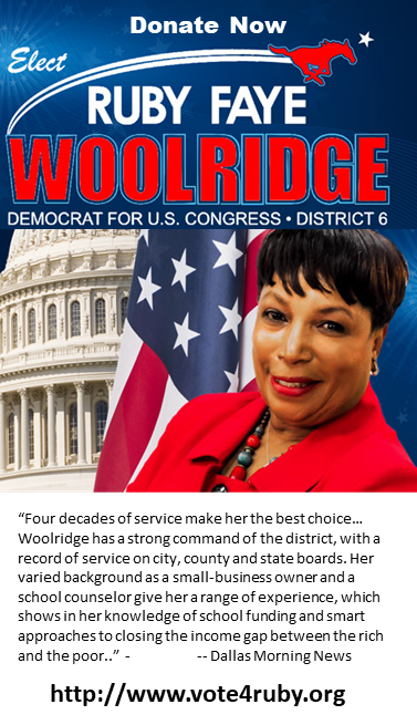 Ruby is Best for 6th District