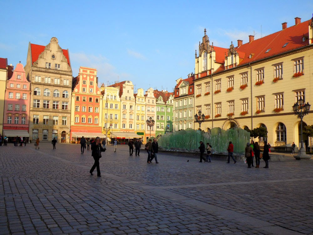 photos of Wroclaw: Around the Rynek  by Andie Gilmour