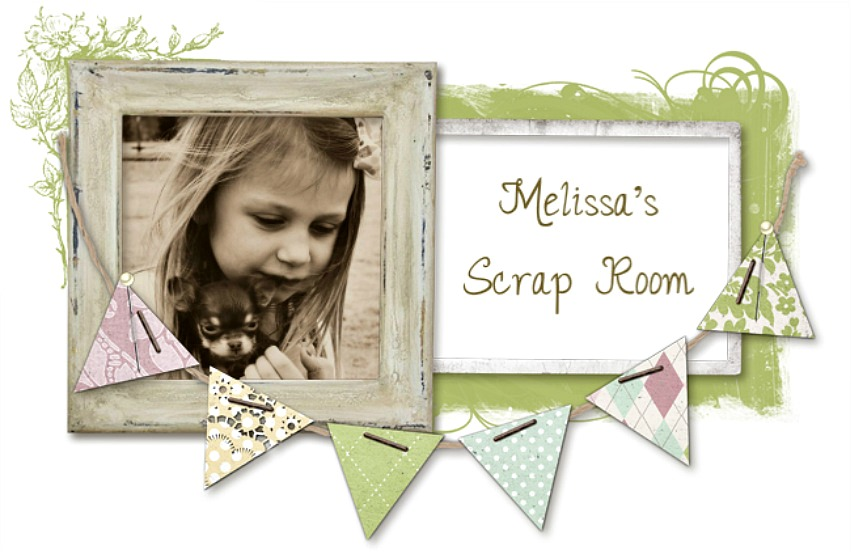 Melissa&#39;s Scrap Room