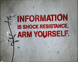 The Shock Doctrine 2009 Documentary - Information is shock resistance - Arm Yourself - The rise of disaster capitalism