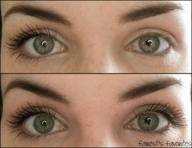 how to put mascara on your bottom lashes