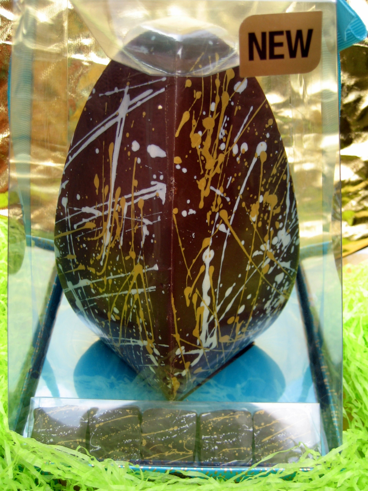 M&S Easter Egg Review artist egg 20115