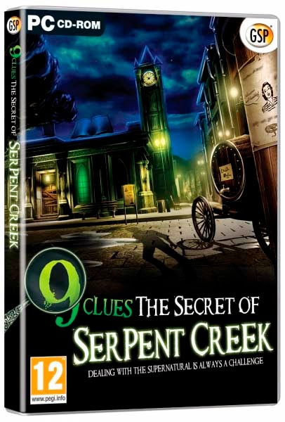 9 Clues: The Secret of Serpent Creek (Castellano)