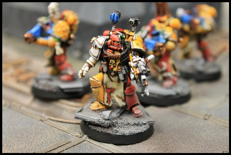 What's On Your Table: Howling Griffons Space Marines ...