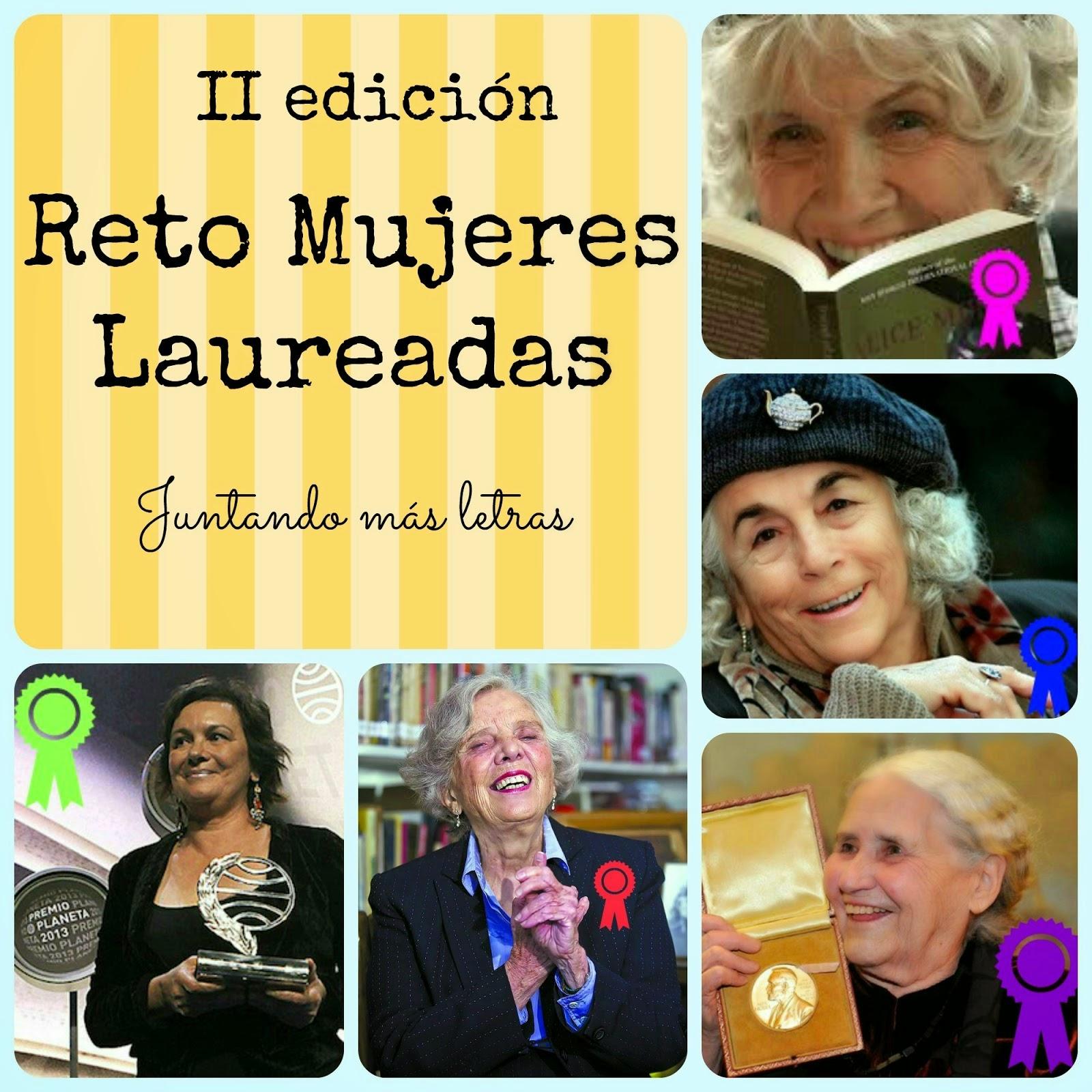 Reto Mujeres Laureadas II Edición