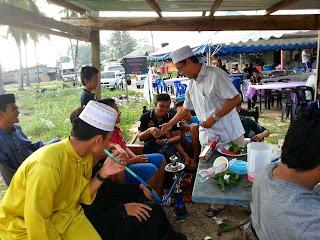 Hadir Ke Kenduri Kahwin  Rumah Kak Ani Kg Pengkalan Atap kuala besut|yb tengku zaihan