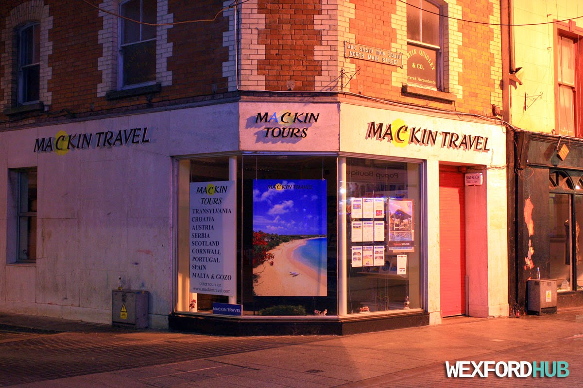 Mackin Travel, Wexford