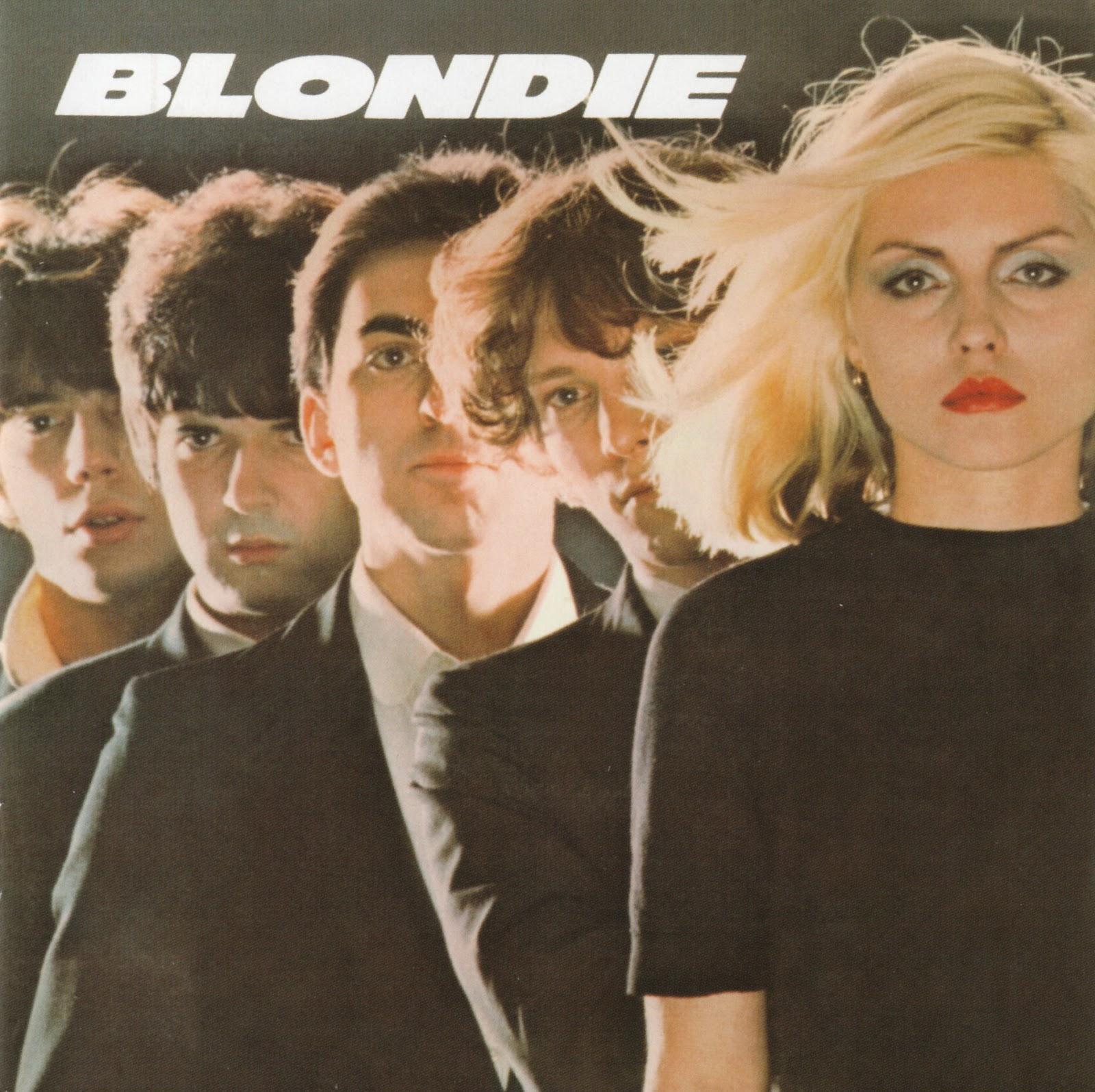 Pornostar Blondie