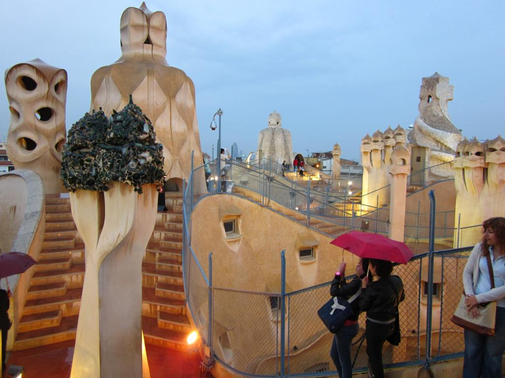Beautiful places of Barcelona and Catalonia: BARCELONA - MODERNISM ...