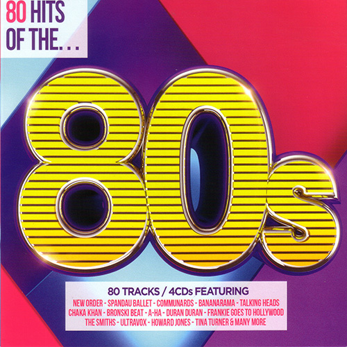 Download 80 Hits of The 80s 2015 front