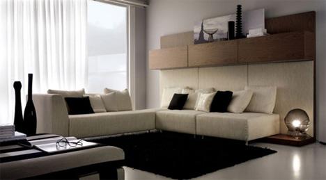 Interior design ideas 10 modern modular living room - Modular living room design ...