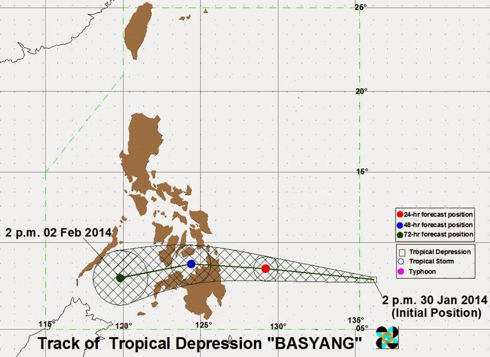 Typhoon Basyang 2014