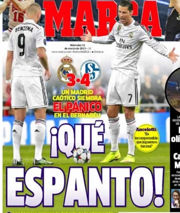 Real Madrid califica a cuartos con problemas