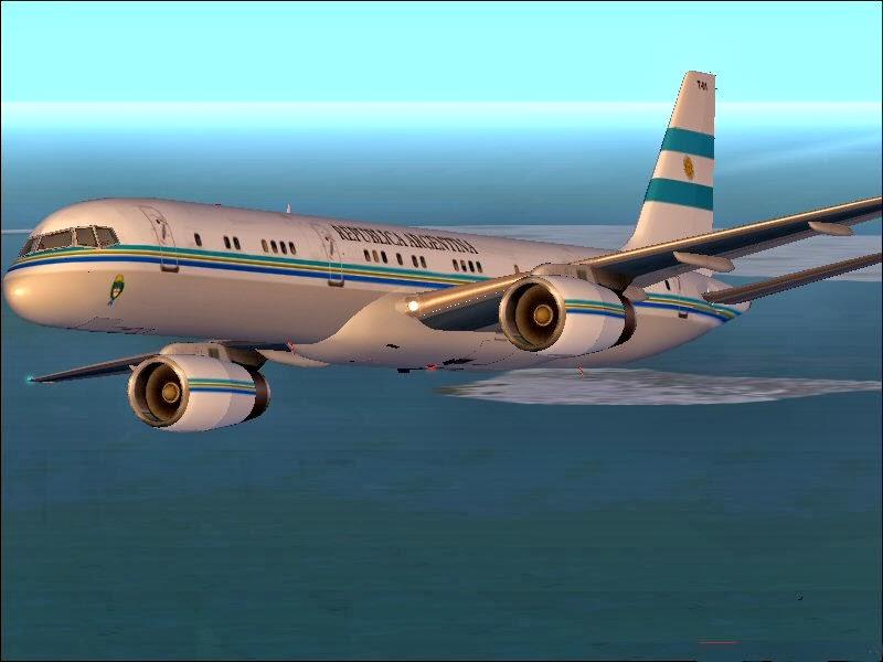 Advierten Sobre El Abuso Con Aviones Oficiales Y Jets Privados